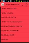 80s Radio screenshot 3/4