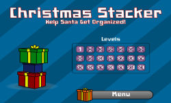 Christmas Stacker screenshot 2/3