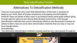 Body Detoxification Formula screenshot 5/6