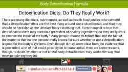 Body Detoxification Formula screenshot 6/6