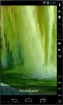 Greeny Waterfall Live Wallpaper screenshot 1/2