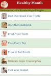 Healthy Mouth screenshot 2/3