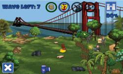 Ape Planet Tower Defence screenshot 4/5