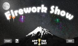 Firework Show screenshot 1/4