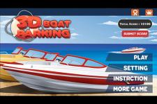 3D Boat Parking screenshot 1/4