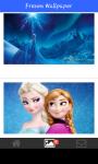 Cute Frozen Wallpaper screenshot 4/6
