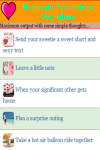 Romantic Valentines Day Ideas screenshot 2/3