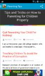 Parenting Tips and Tricks screenshot 1/3