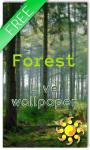 Forest LWP HD screenshot 1/2
