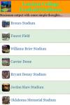 Loudest College Football Stadiums screenshot 2/3