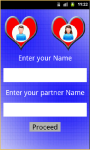 fingerprint love test prank screenshot 2/4