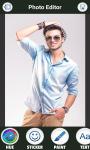 Man Fashion Photo Editor screenshot 3/6