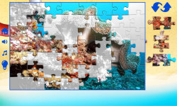Puzzles for adults sea screenshot 4/6