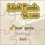 Math Puzzle screenshot 1/1