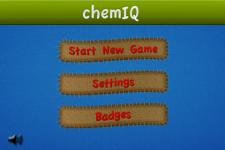ChemIQ screenshot 1/5