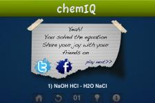 ChemIQ screenshot 5/5