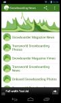 Snowboarding News screenshot 1/6