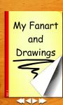 My Fanart Portfolio screenshot 1/3
