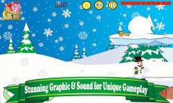 Despicable Snowman  Cutest Running Game Frozen Fan screenshot 2/2