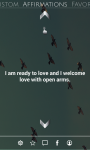 I affirm Love Affirmation FREE screenshot 5/5