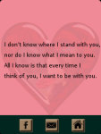 Sad Love Messages screenshot 2/4