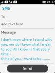 Sad Love Messages screenshot 3/4