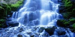 Waterfalls 3D Live Wallpaper screenshot 1/6
