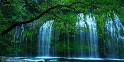 Waterfalls 3D Live Wallpaper screenshot 3/6