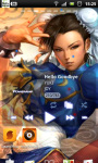 Street Fighter Live Wallpaper 1 screenshot 1/3