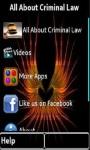 Criminal Law Career Guide screenshot 1/1