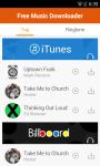 FreeMusic Downloader screenshot 2/6