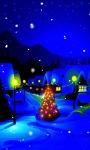 Christmas Nightt LWP screenshot 2/3