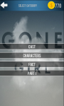 Gone Girl Quiz screenshot 2/6