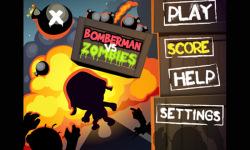Bomber vs Zombie screenshot 1/6