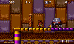 Aero The Acro-bat screenshot 3/4