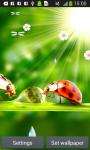 Ladybug Live Wallpapers screenshot 4/6