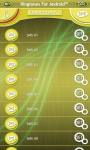 Ringtones for Android™ screenshot 3/5