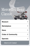 Mercedes-Benz Classic screenshot 1/1
