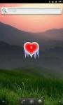 Fire vs ice Heart Battery screenshot 1/4