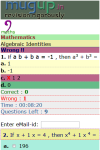 Class 9 - Algebraic Identities screenshot 3/3