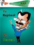 Kejriwal So Honest Funny Status screenshot 3/4