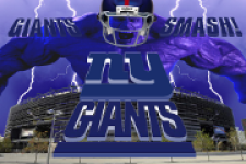 New York Giants Fan screenshot 1/2