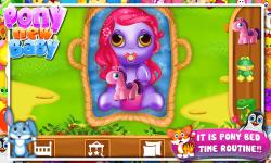 Pony New Baby screenshot 1/6