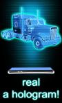 Hologram truck simulator screenshot 1/3