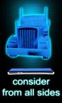 Hologram truck simulator screenshot 2/3