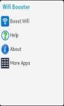 WiFi Booster N screenshot 1/2