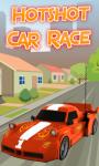 Hotshot Car Race screenshot 1/1