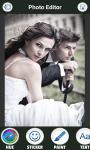 Couple Wedding Photo Editor screenshot 3/6