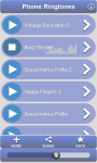 Phone Ringtones Free screenshot 4/6