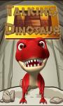 Talking Dinosaur Free screenshot 1/6